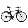 Велосипед городской Pride Comfort Black Man 6 28