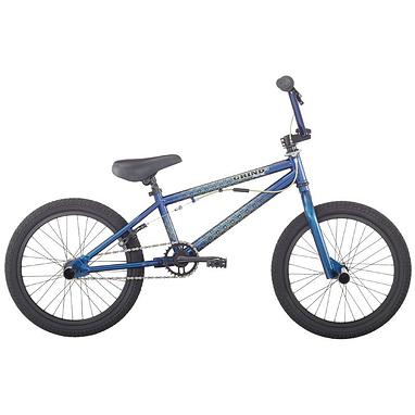 Велосипед BMX Diamondback Grind 20 голубой
