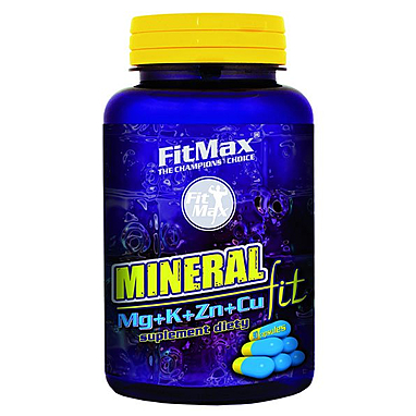 Комплекс минералов FitMax MineralFit (90 капсул)