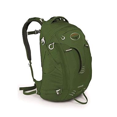 Рюкзак городской Osprey Comet 28 л зеленый
