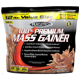 Гейнер MuscleTech Mass Gainer (5,5 кг)