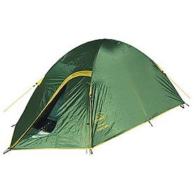 Фото 1 к товару Палатка двухместная с тамбуром Campus R00191 хаки