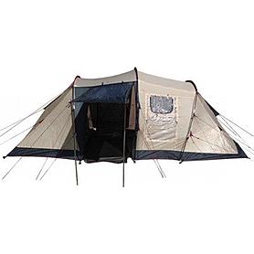 Палатка четырехместная Campus R00420 бежевая