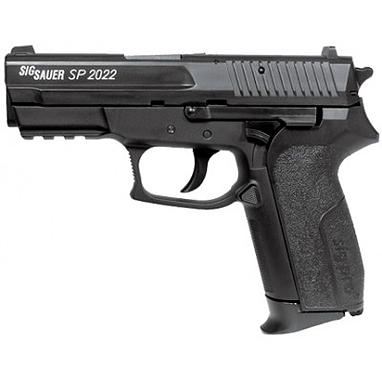 Пистолет пневматический (РСР) KWC KM-47 (Sig Sauer Pro 2022) 4,5 мм Metal Slide