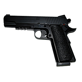 Пистолет пневматический (СО2) KWC KM-42 (Colt 1911) 4,5 мм Full Plastic
