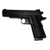 Пистолет пневматический (СО2) KWC KM-42 (Colt 1911) 4,5 мм Full Plastic - фото 1