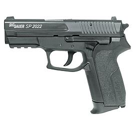 Пистолет пневматический (СО2) KWC KM-47 (Sig Sauer Pro 2022) 4,5 мм ABS Slide