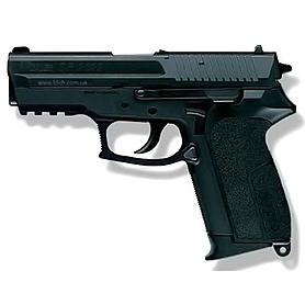 Пистолет пневматический (СО2) KWC KM-48 (SW MP-40) 4,5 мм Plastic Slide