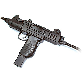 Пистолет пневматический (СО2) KWC KMB-07 (UZI) 4,5 мм Blowback