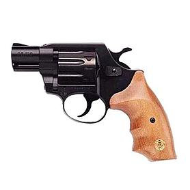 Револьвер под патрон Флобера Alfa 420 с деревянной рукояткой