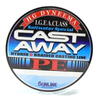 Шнур Sunline Cast Away PE 150м 0.6/0.128мм 10LB/4.2кг - фото 1