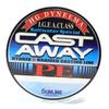 Шнур Sunline Cast Away PE 150м 2.0/0.235мм 30LB/13.5кг - фото 1