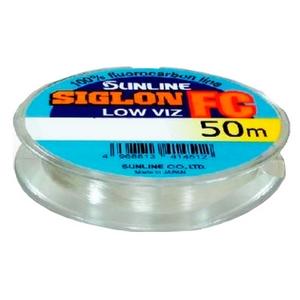 Флюорокарбон Sunline SIG-FC 50м 0.6мм 19.9кг поводковый