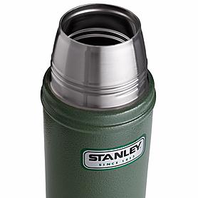 Фото 5 к товару Термос Stanley 470 мл зеленый