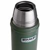 Термос Stanley 470 мл зеленый - фото 5
