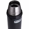 Термос Stanley 470 мл черный - фото 3