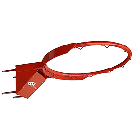 Кольцо баскетбольное профессиональное Бк-4