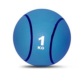 Медбол резиновый 1 кг