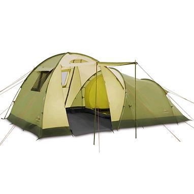 Палатка четырехместная Pinguin Omega 4 зеленая