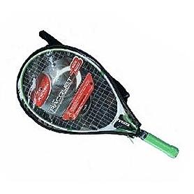 Фото 2 к товару Ракетка теннисная детская Joerex JTE662B