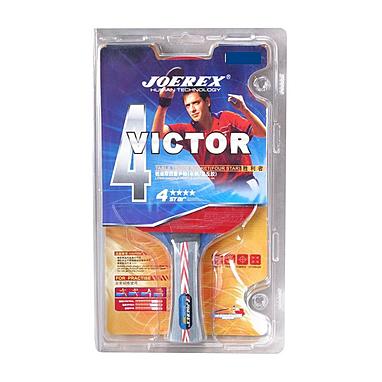 Ракетка для настольного тенниса с короткой ручкой Joerex J411