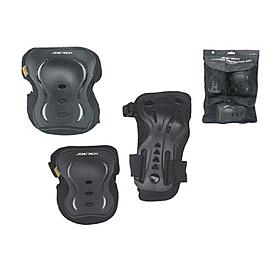 Фото 1 к товару Защита для катания детская (комплект) Joerex черная