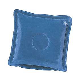 Фото 1 к товару Подушка надувная Sol велюровая SLI-009