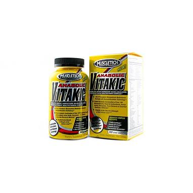 Комплекс витаминов и минералов MuscleTech Vitakic Hardcore (150 капсул)