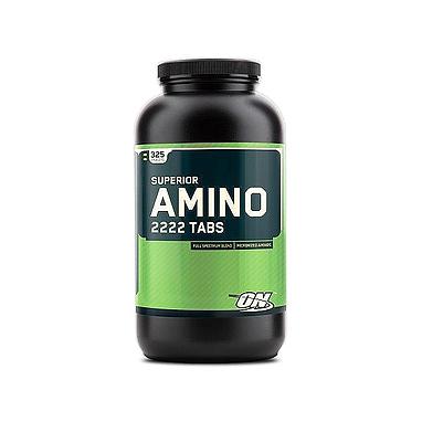Аминокомплекс Optimum Nutrition Superior Amino 2222 (320 таблеток)