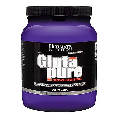 Глютамин Ultimate Nutrition Glutapure (1000 г)