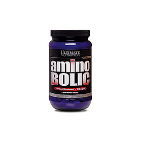 Аминокомплекс Ultimate Nutrition Amino Bolic (210 капсул)