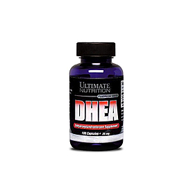 Стимулятор Ultimate Nutrition DHEA 25 mg (100 капсул)