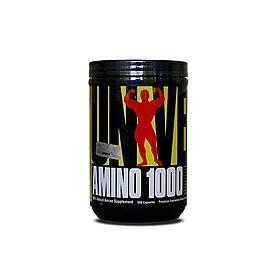 Фото 1 к товару Аминокомплекс Universal Amino 1000 (500 капсул)