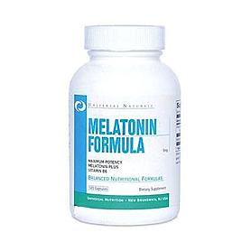 Стимулятор Universal Melatonin (60 капсул)