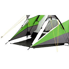Фото 3 к товару Палатка двухместная Easy Camp Phantom 200 зеленая