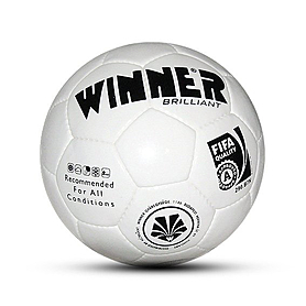 Фото 1 к товару Мяч волейбольный профессиональный Winner Super Soft VC-5 белый