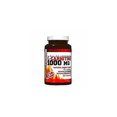 Жиросжигатель Biotech L-Carnitine 1000 (30 таблеток)
