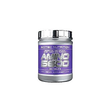 Аминокомплекс Scitec Nutrition Amino 5600 (1000 т)