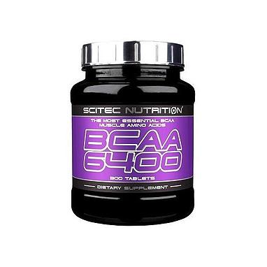 Аминокомплекс Scitec Nutrition BCAA 6400 (375 таблеток)
