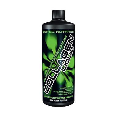 Аминокомплекс Scitec Nutrition Collagen Liquid (1000 мл)