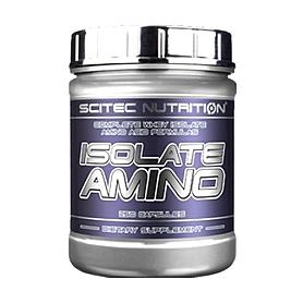 Фото 1 к товару Аминокомплекс Scitec Nutrition Isolate Amino (500 капсул)