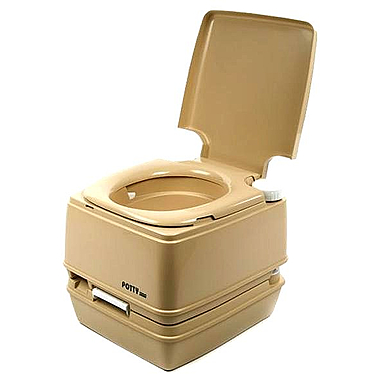 Биотуалет Thetford Potty Toilet Low