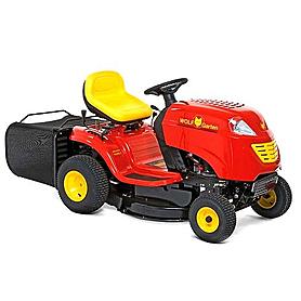 Трактор-газонокосилка Wolf-Garten Select 107,175T