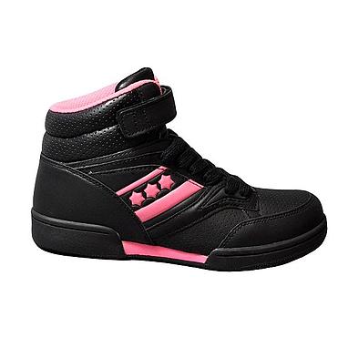 Кроссовки для фитнеса женские Rucanor Jane 26621 черно-розовые