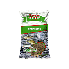 Прикормка Sensas 3000 Carassins (1 кг)