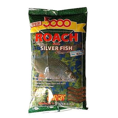 Прикормка Sensas 3000 Super Lake Roach (1 кг)