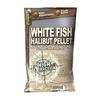Бойлы Starbaits White Fish Halibut Pellets (14 мм, 1 кг) - фото 1
