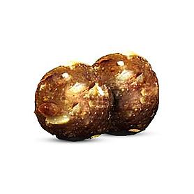 Фото 1 к товару Бойлы плавающие Starbaits Crunchy seed boilies Peanuts Crush (20 мм, 1 кг) семена ореха