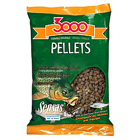 Прикормка Starbaits Pellets High Oil (18 мм, 2,5 кг)