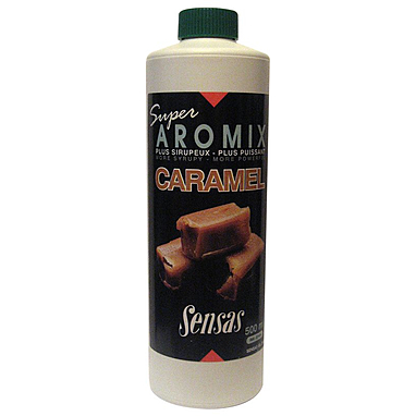 Жидкость Sensas Aromix Caramel (500 мл)